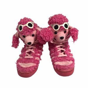 Adidas x Jeremy Scott Poodle Bloom Diva 10